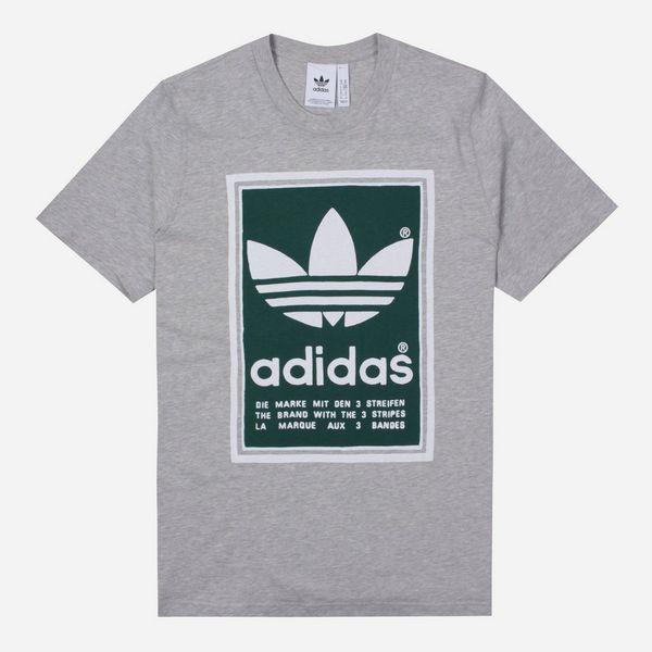 adidas Originals Filled Label Short Sleeve T-Shirt