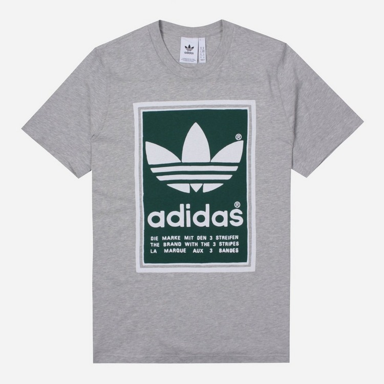 adidas Originals ED6939 FILLED LABEL T