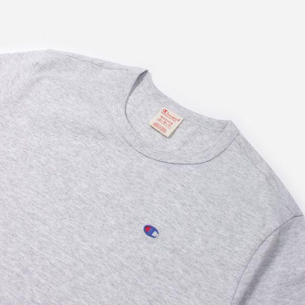 Champion Back Logo Short Sleeve T-Shirt