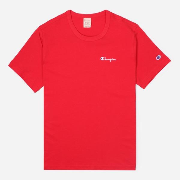Champion Small Script Short Sleeve T-Shirt