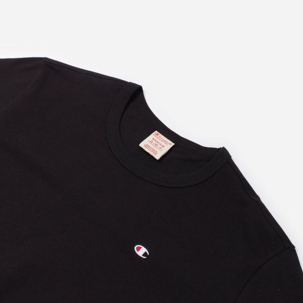 Champion Back Logo Short Sleeve T-Shirt