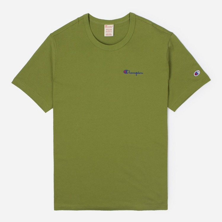 Champion Small Script Short Sleeve T-Shirt