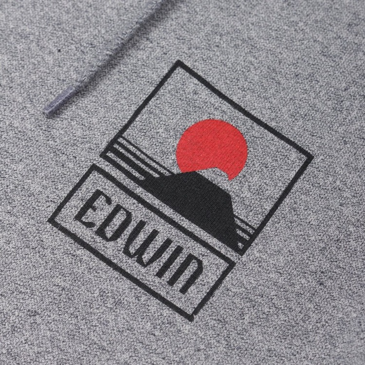 Edwin Sunset On Mount Fuji Hoodie