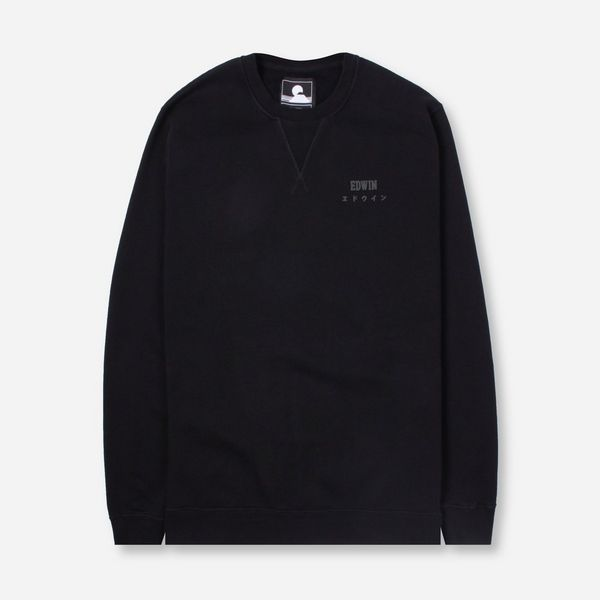 Edwin Base Crew Sweatshirt