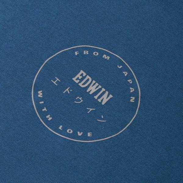 Edwin Trademark Short Sleeve T-Shirt