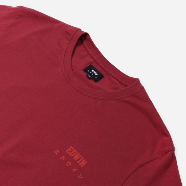 Edwin Small Logo T-Shirt