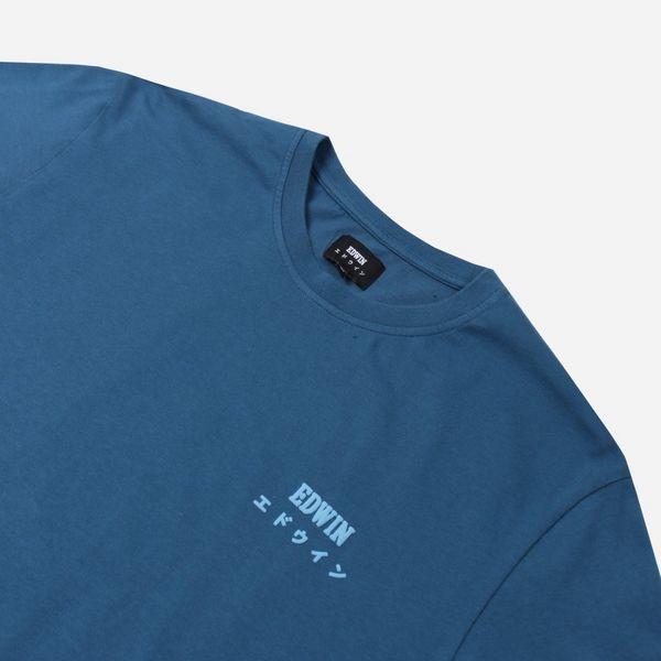 Edwin Small Logo Short Sleeve T-Shirt