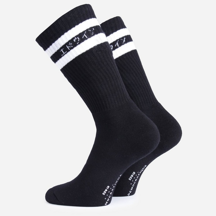 Edwin x Democratique Tube Socks