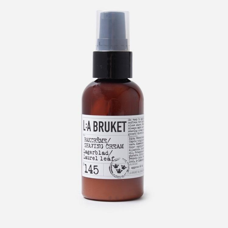 L:A Bruket Shaving Cream 145 60ml