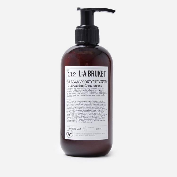 L:A Bruket Conditioner 250ml - Lemongrass
