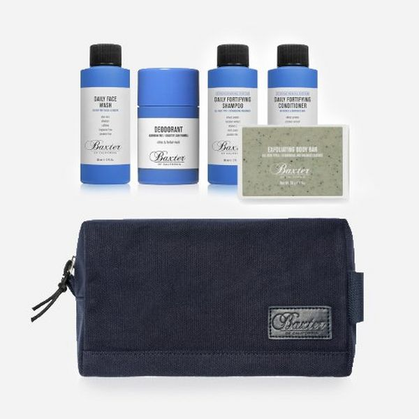 Baxter Of California Jet Set Bundle Grooming Kit