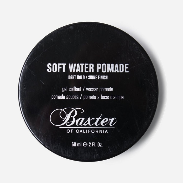 Baxter Of California Hair Soft Water Pomade 60ml