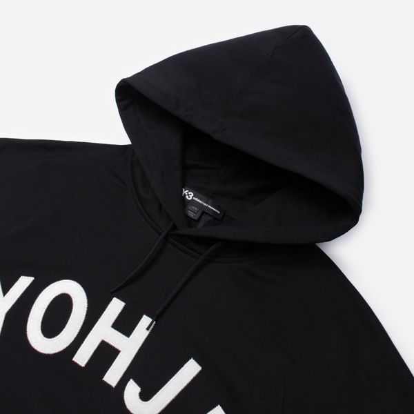 adidas Y-3 Yohji Overhead Hoodie