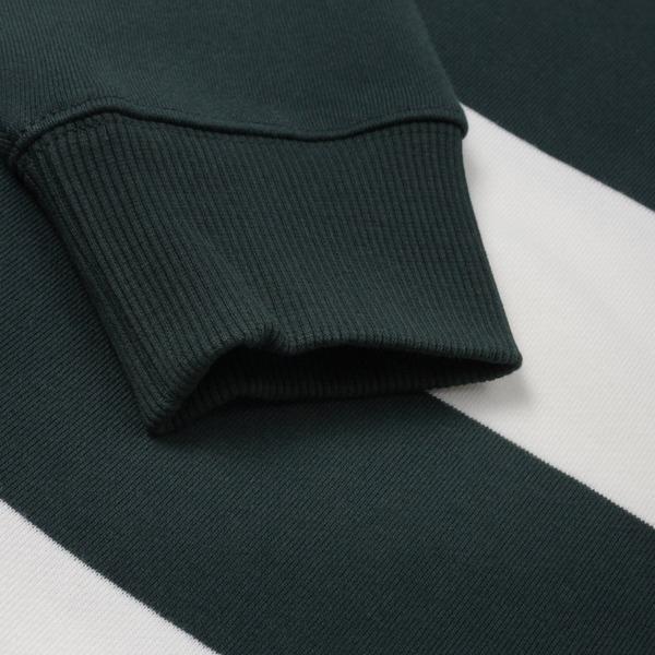 Lacoste Striped Sweatshirt