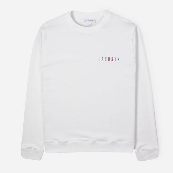 Lacoste Multi Logo Sweatshirt