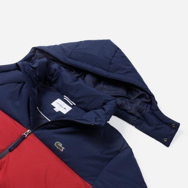 Lacoste Colour Block Stripe Jacket