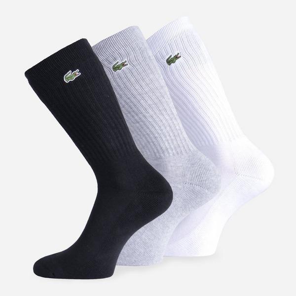 Lacoste 3-Pack Socks