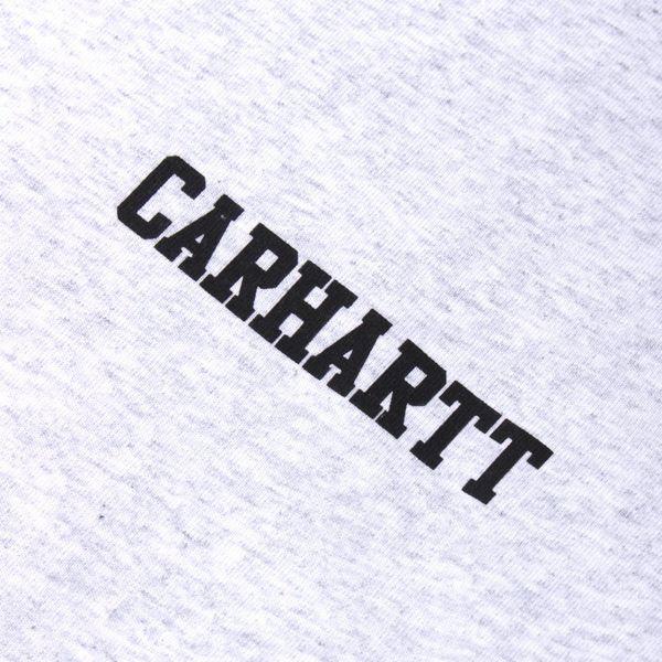 Carhartt WIP College Script Short Sleeve T-Shirt