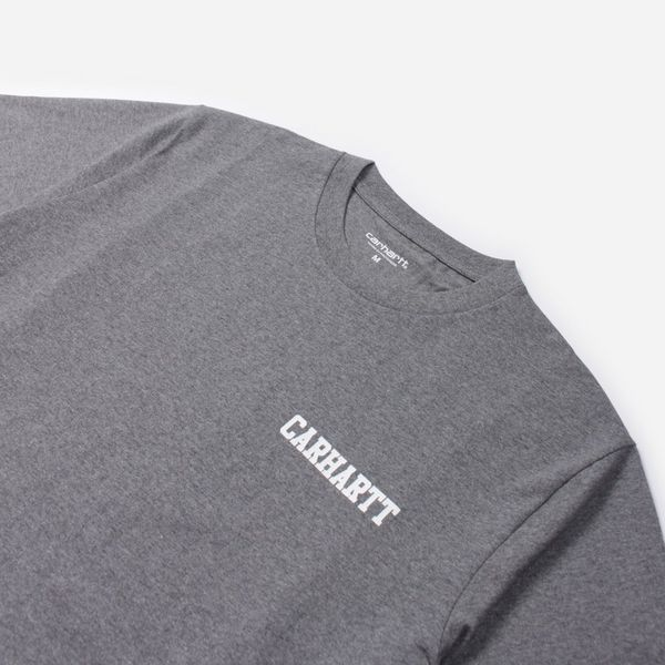 Carhartt WIP College Script Short Sleeve T-Shirt