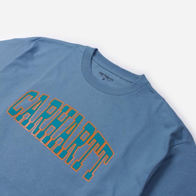 Carhartt WIP Theory Short Sleeve T-Shirt