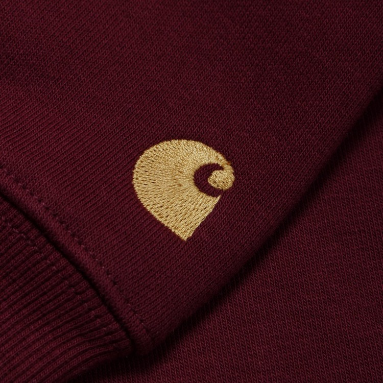 Carhartt WIP Chase Half Zip Sweatshirt