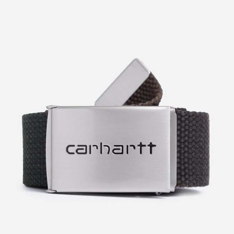 Carhartt WIP Chrome Clip Belt