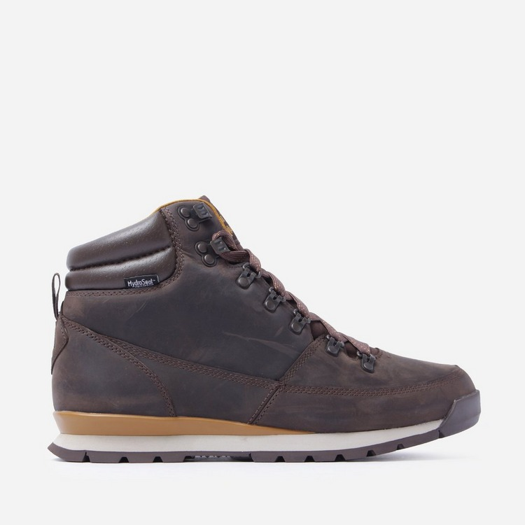 The North Face Back To Berkeley Redux Leather Boots