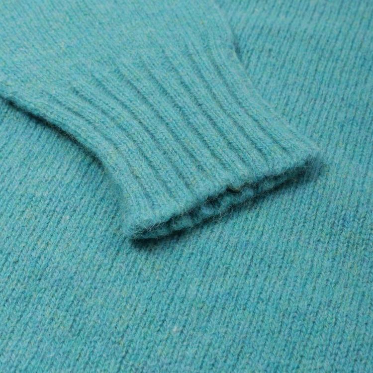 Albam Seamless Raglan Shetland Knit