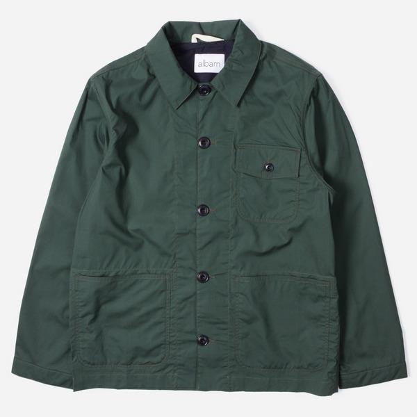 Albam Cotton Ripstop Rail Jacket