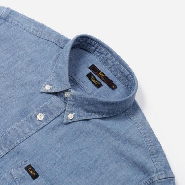 Lee Button Down Long Sleeve Shirt