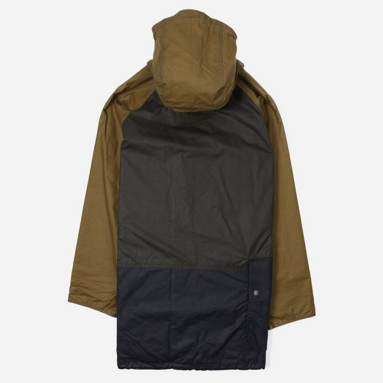 Barbour x Hikerdelic Whitworth Wax