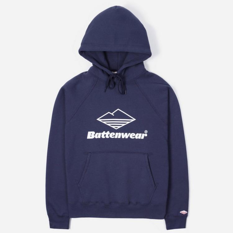 Battenwear Team Reach Up Hoodie