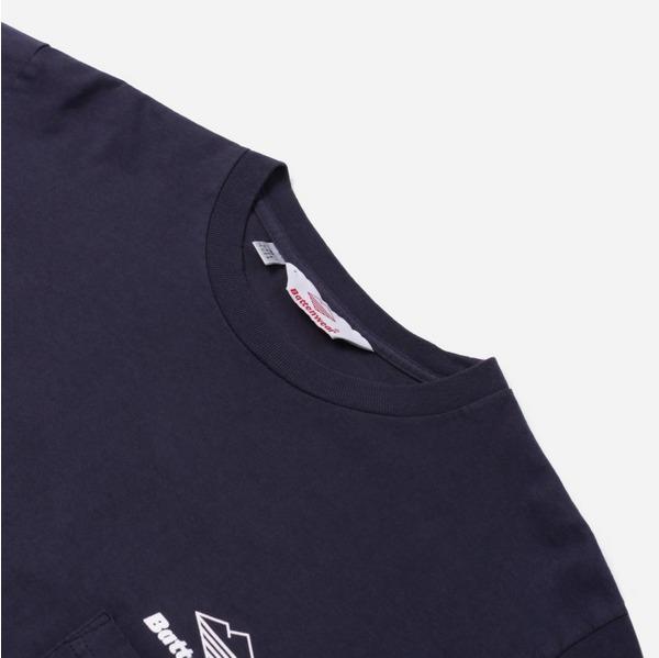Battenwear New York Long Sleeved Basic Pocket T-Shirt