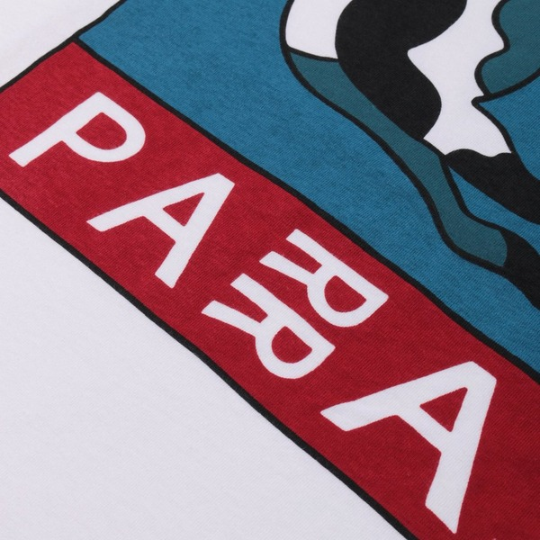 by Parra Escaping You Short Sleeve T-Shirt