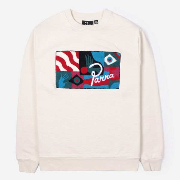 by Parra Grab The Flag Sweatshirt