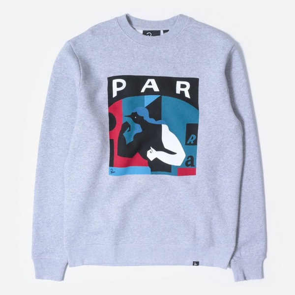 by Parra Street Fighter Sweatshirt