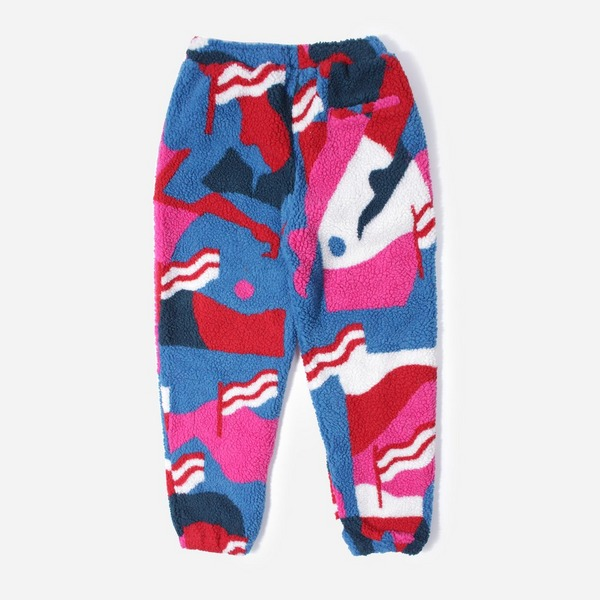by Parra Flag Mountain Racer Sherpa Fleece Pants