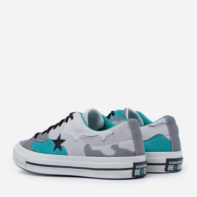 Converse One Star Ox Camo Suede