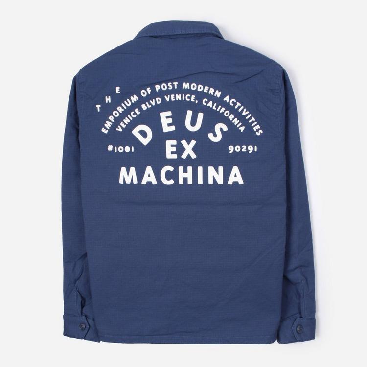 Deus Ex Machina Bowman Venice Coach Jacket