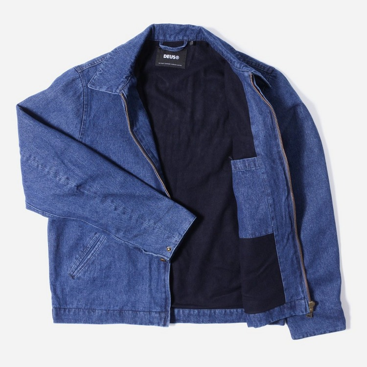 Deus Ex Machina Lloyd Jacket