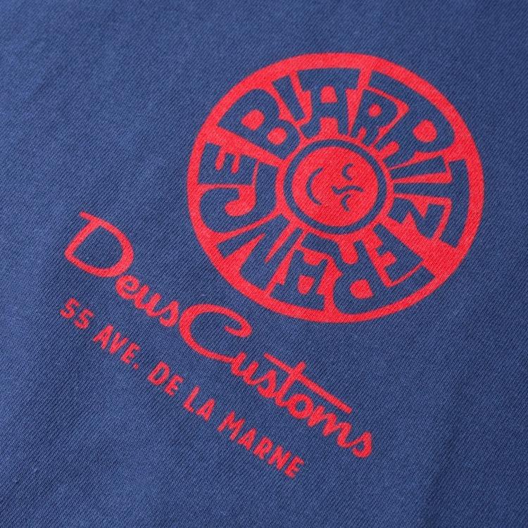 Deus Ex Machina Biarritz Address T-Shirt