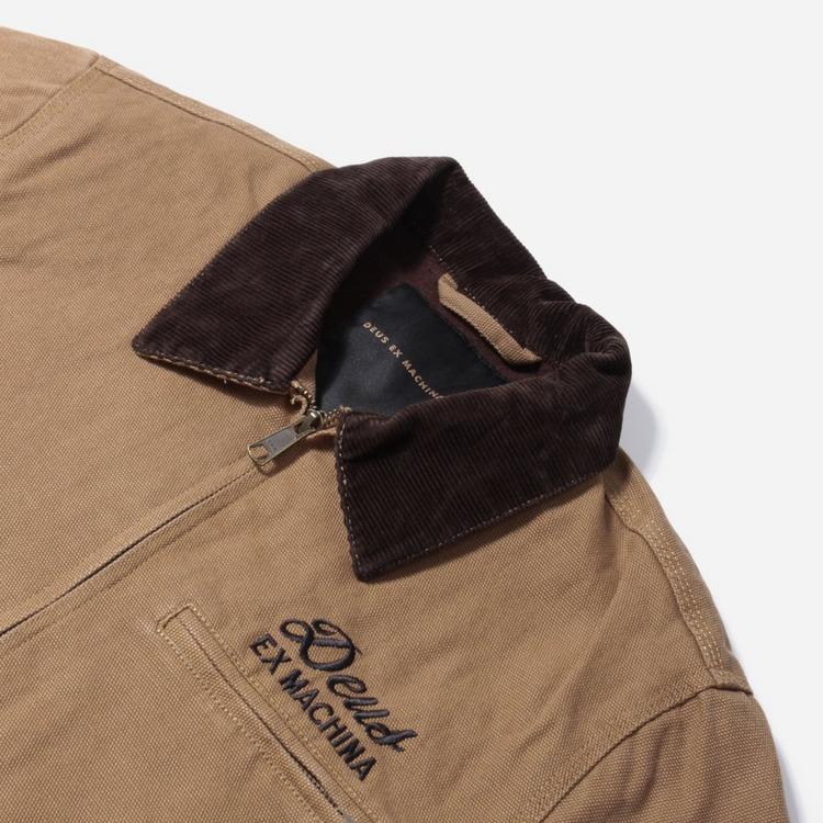 Deus Ex Machina Address Workwear Jacket