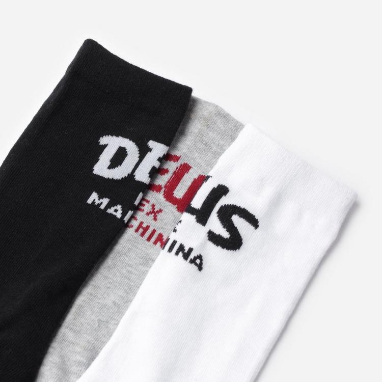 Deus Ex Machina Curvy Socks