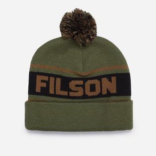 Filson Logo Beanie
