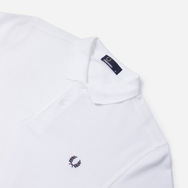 Fred Perry Plain Polo Shirt