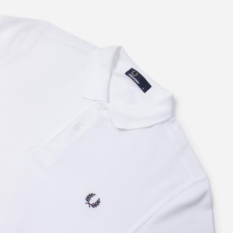 Fred Perry Plain Polo Shirt