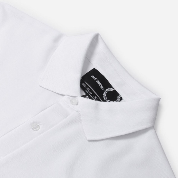 Fred Perry x Raf Simons Laurel Detail Polo Shirt