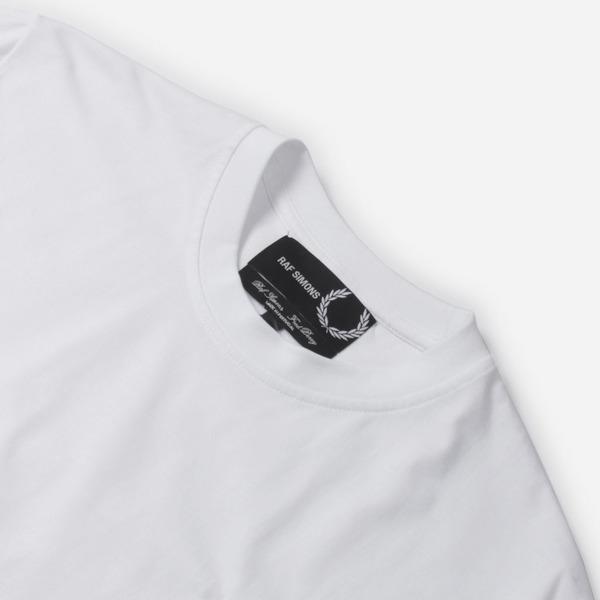 Fred Perry x Raf Simons LRL Detail T-Shirt