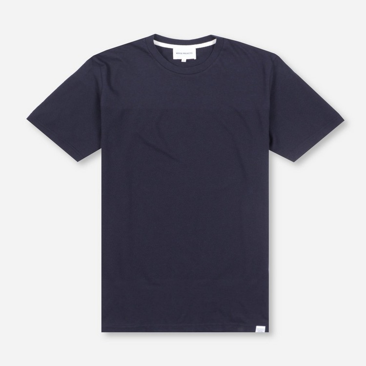 Norse Projects Niels Bubble Short Sleeve T-Shirt