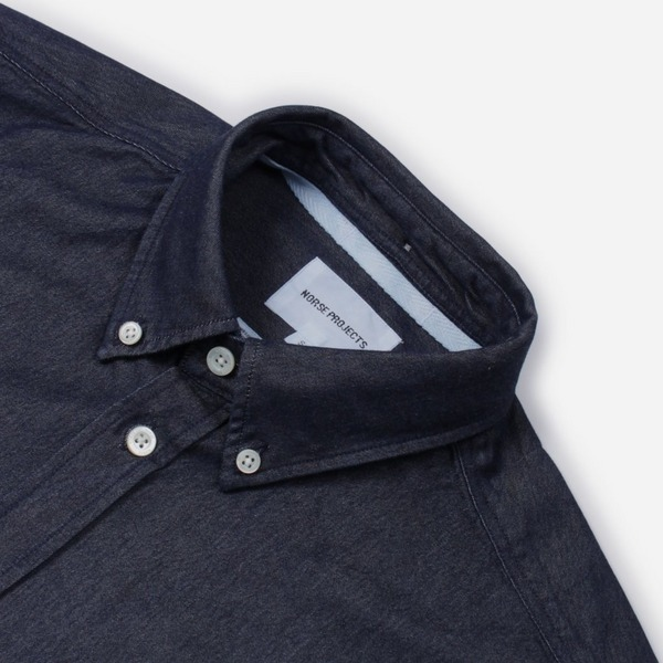Norse Projects Anton Denim Shirt